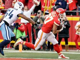 Watch: Alex Smith hits Travis Kelce down the seam for 13-yard TD