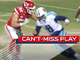 Watch: Can't-Miss Play: Mariota's lead block springs Henry's game-clinching run
