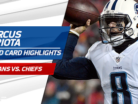 Marcus Mariota highlights | AFC Wild Card