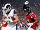 Watch: Cooper Kupp hauls in L.A. Rams' first playoff TD since 1986