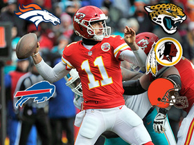 Which team will Alex Smith play for next season?