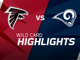 Falcons vs. Rams highlights | NFC Wild Card