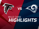 Watch: Falcons vs. Rams highlights | NFC Wild Card