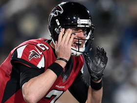 Pro Football Focus breaks down Matt Ryan's success vs. pressure in Wild Card game
