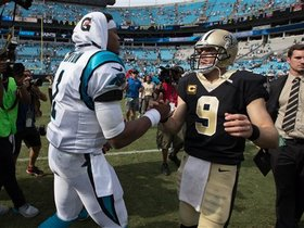 Who will have a better game: Cam Newton or Drew Brees?