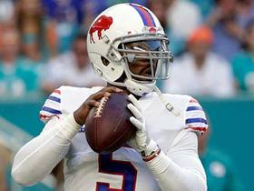 Rapoport: Bills not expected to 'cut' Tyrod Taylor