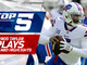 Watch: Top 5 Tyrod Taylor plays | AFC Wild Card