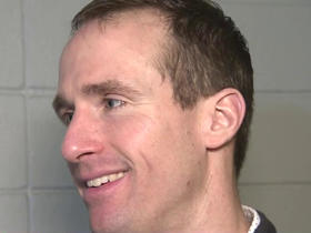 Brees: 'It's hard to beat somebody three times'