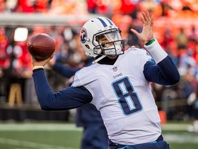 Burleson: Marcus Mariota has reinvented himself in this postseason