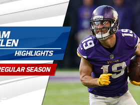 Adam Thielen 2017 regular season highlights