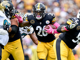 NFL-N-Motion: Why the Steelers need to feed their Bell cow vs. the Jaguars