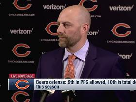 Nagy: Trubisky 'certainly a part' of why I chose the Bears
