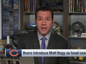 Rapoport: Nagy's opinion of Trubisky 'a big factor' in hiring