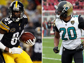 Antonio Brown vs. Jalen Ramsey: Who has the edge Sunday?