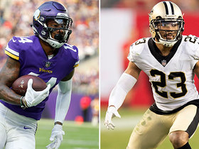 Stefon Diggs vs. Marshon Lattimore: Who has the edge Sunday?
