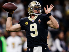 Can Saints rely on Drew Brees if Vikings take away run game?