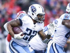 Burleson: Derrick Henry is the hammer of the Titans offense