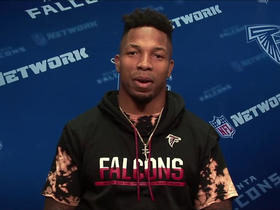 Ricardo Allen talks Marquand Manuel, Keanu Neal, Eagles matchup