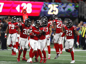 Ricardo Allen says the Falcons' defense calls themselves the misfits