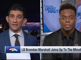 Brandon Marshall discusses Broncos' chances of getting Kirk Cousins in free agency