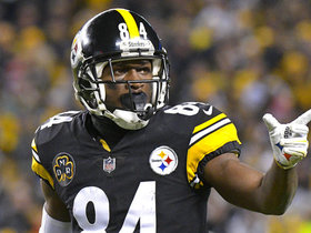 Burleson: Antonio Brown's return comparable to Michael Jordan's flu game