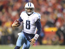 Is Marcus Mariota's mobility a problem for the Patriots?