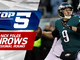 Watch: Every Nick Foles throw | NFC Divisional Round