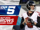 Watch: Top 5 Matt Ryan throws | NFC Divisional Round