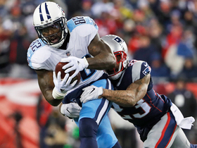 Watch: Marcus Mariota finds Delanie Walker on corner route for 36 yards