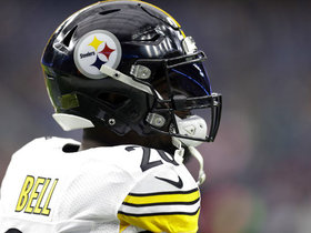 Rapoport: Steelers expected to franchise tag Le'Veon Bell in offseason