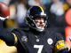 Watch: Roethlisberger floats pass to Brown for 27 yards