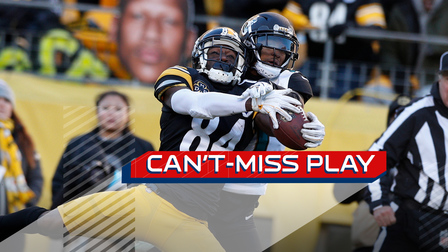 Watch: Can't-Miss Play: Big Ben uncorks EPIC fourth-down
