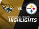 Watch: Jaguars vs. Steelers highlights | AFC Divisional Round