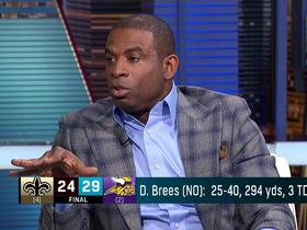 Deion on Saints' future: 'Sean Payton needs Drew Brees to continue what he started'