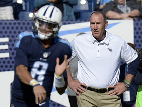 Did Mariota have anything to do with Mularkey's departure?