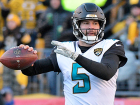 NFL-N-Motion: The Jaguars' recipe for Bortles to succeed