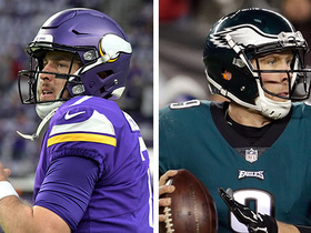 Which QB do you trust more: Case Keenum or Nick Foles?