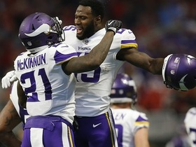 McKinnon: Cook, Murray pushed me to be better