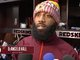 "Watch: DeAngelo Hall On Future With Team: ""We Shall See, Only Time Will Tell"""