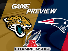 Watch: Jaguars vs. Patriots preview | 'Move the Sticks'