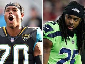 How Jalen Ramsey's approach to trash talk is similar to Richard Sherman's