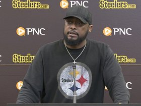Watch: Tomlin: 'A disapponting end' to the season