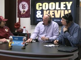 Watch: Redskins Radio: Cooley: Jacoby Says O-Line Cares About Team Not Stats