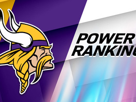 Watch: Championship Power Rankings: Minnesota Vikings