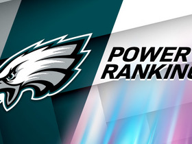 Watch: Championship Power Rankings: Philadelphia Eagles