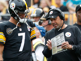 Rapoport: Roethlisberger, Haley have 'strained' relationship