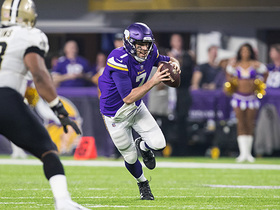 Watch: NFL-N-Motion: Why ball security is paramount for Case Keenum