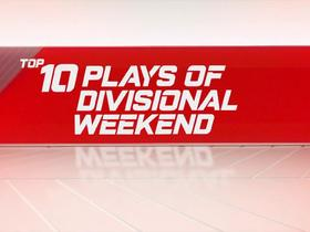 Watch: Top 10 plays | Divisional Round
