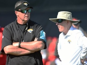Watch: Kyle Brandt: Tom Coughlin makes the Jaguars disciplined and tough