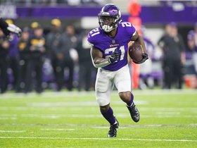 Watch: Tom Pelissero: Latavius Murray and Jerick McKinnon exceeded expectations this season
